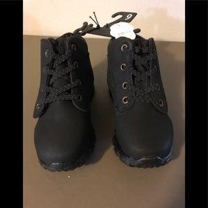 Wonder Nation Boys Tucker Boots Size 9 New